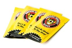Grease Monkey Wipes - Not Just for Greasy Hands Anymore!