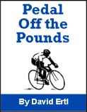 New eBook, Pedal Off the Pounds, the Latest ePub from RBR Publishing Co. Inc.