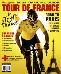 North America's One-and-Only Official Tour de France Guide on Sale Now